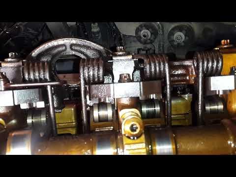 Ремонт двигателей в Волгограде.Замена вала Valvetronic BMW 5 E60 N52.Часть 5.