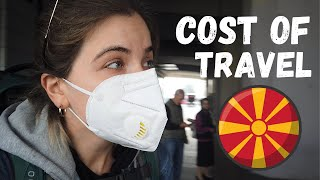 HOW EXPENSIVE IS NORTH MACEDONIA? | Accommodation,...