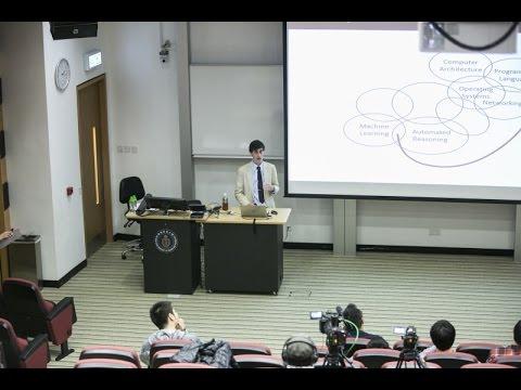 IAS Distinguished Lecture: Prof Thomas Reps (5 Jan 2016)