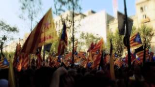 GASTROCAT: Manifestació 11 de Setembre