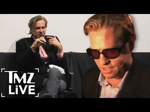 VAL KILMER Struggles to Speak with a Swollen Tongue  TMZ Live