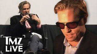 VAL KILMER Struggles to Speak with a Swollen Tongue | TMZ Live