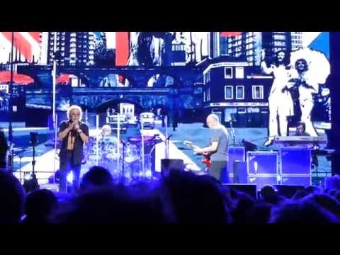 The Who - You Better You Bet (Live at Le Zenith 2015, Paris)