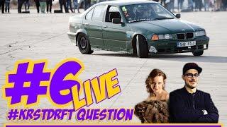 #KRSTDRFT Questions Live #6 Lucie Wangová thumbnail