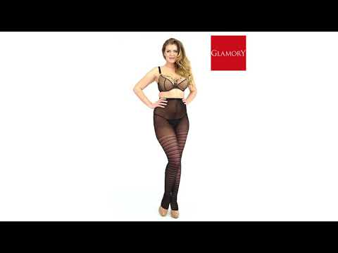 Glamory Saturnia 20 Tights - Plus Size Product Video