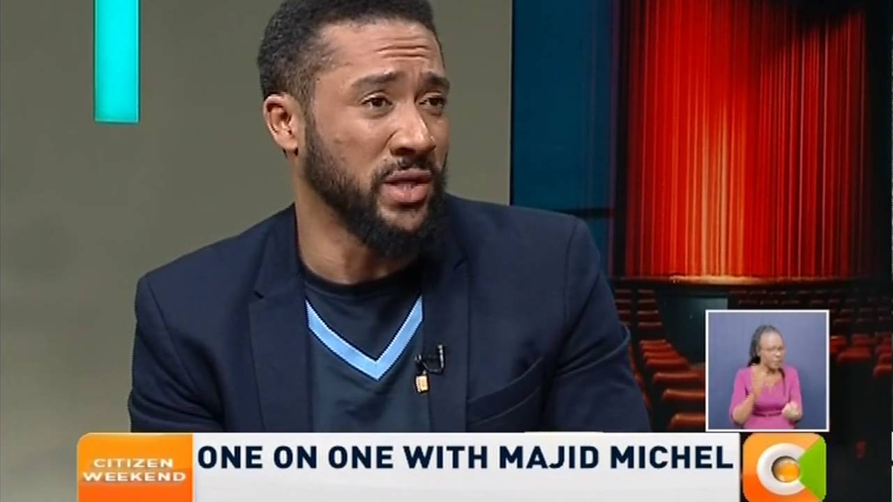 Download One on One with Ghanaian actor Majid Michel