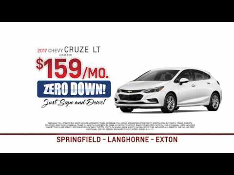 Reedman Toll Auto Group Chevrolet June Vehicle Specials Youtube
