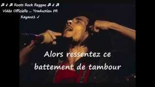 "Bob Marley ""one drop"" traduction FR"