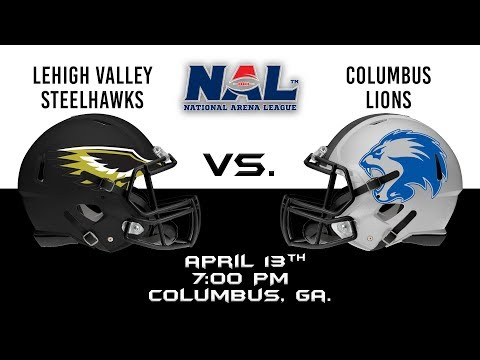 Lehigh Valley Steelhawks vs. Columbus Lions