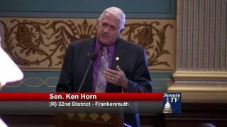 Sen. Horn expresses support for autonomous vehicles legislation