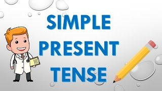 SIMPLE PRESENT TENSE GENİŞ ZAMAN Temel İngilizce Dersleri 4 Do Does Am is Are