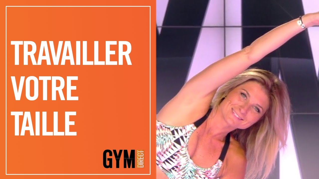 25 MINUTES POUR AFFINER SA TAILLE - GYM DIRECT