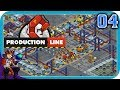 PRODUCTION LINE | 4 | Car Factory Simulation Game | Let's Play Production Line