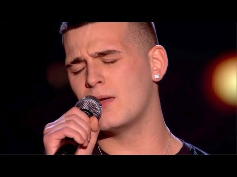 The Voice UK 2013 | Mike Ward performs 'Don't Close Your Eyes' - Blind Auditions 1 - BBC One