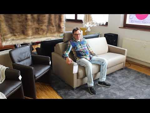 Ewald Schillig Tyra Sofagruppe Leder Youtube