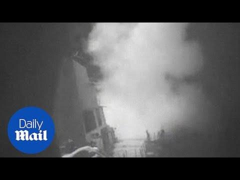 US military destroys three 'radar sites' in Yemen - Daily Mail