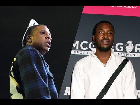 Jay Z Speaks out on behalf of Meek Mill