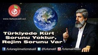 """Cumhurbaşkanının çözüm sürecini başlatıp sonra """"Kürt Sorunu Yoktur""""  açıklamasının değerlendirilmesi"""