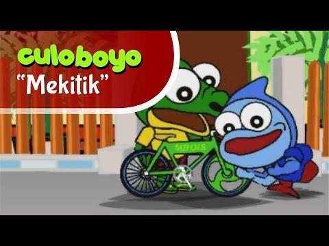 Culo Boyo Mekitik | Kartun Lucu Culoboyo
