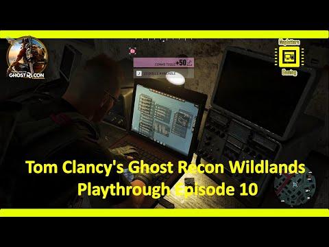 Tom Clancy's Ghost Recon Wildlands Playthrough Episode 10 – Major Intel in Ocoro  