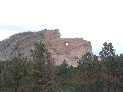 Crazy Horse Memorial -  Custer County, South Dakota - 07-Aug-2015