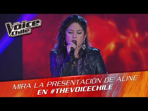The Voice Chile | Aline González - Hit me like a man