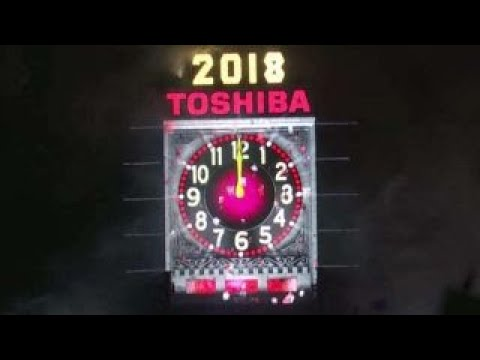Happy New Year: Fox News rings in 2018