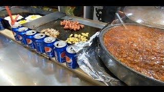 [South Korea:Seoul] Street Food Cup bob