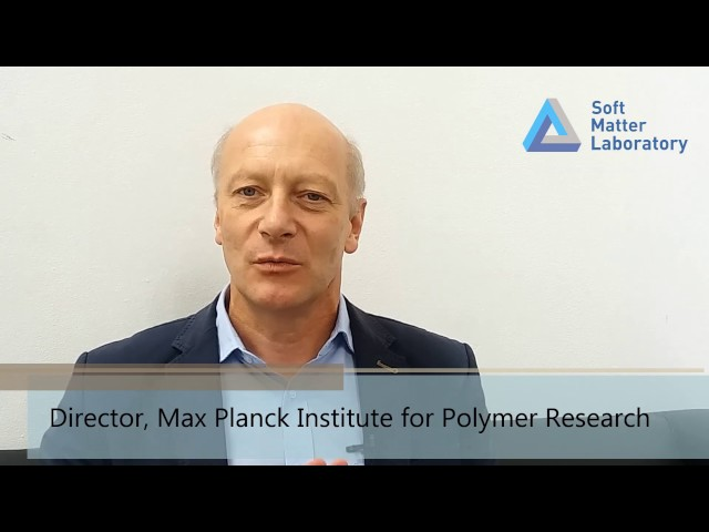 A Brief Conversation with Hans-Jürgen Butt | Researching at a Max Planck Institute
