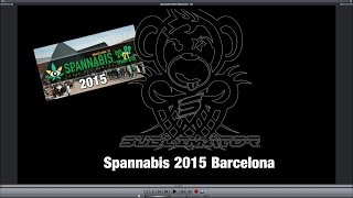 Sublimator Spannabis 2015 - 3 Days of Madness