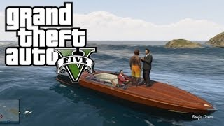 GTA 5 Online - Epic Boat Adventure!