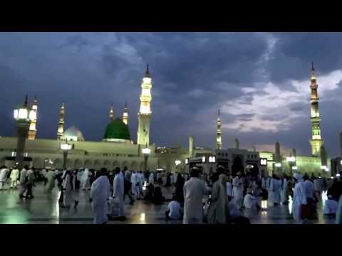 Madine Ka Safar Hai Aur Main Namdeeda Namdeeda - HD