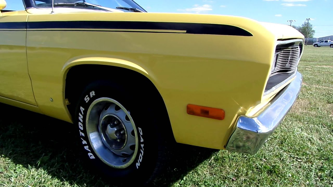 1972 Plymouth Duster 340 LOOK-AFFORDABLE-RELIABLE MOPAR-FOR SALE ...