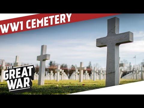 Visiting the Meuse-Argonne American Cemetery I THE GREAT WAR Special