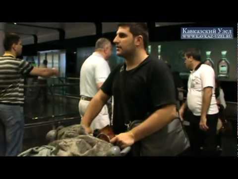 «Алеппо-Ереван» - беженцы или туристы?