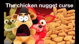 FNAF plush: freddys chicken nugget curse