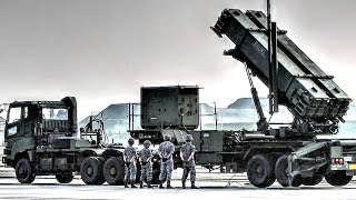 Japan Conducts Patriot PAC-3 Anti-missile Battery Deployment Drill