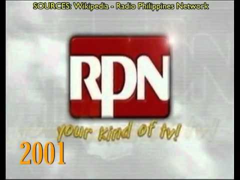 RPN (Radio Philippine Network) ident
