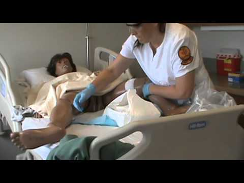 female catheter - YouTube