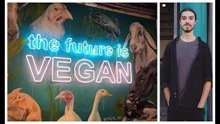 EXCLUSIVE: Earthling Ed's New London Vegan Restaurant