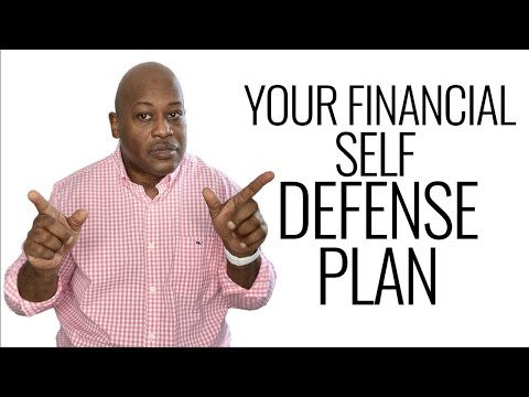 How to Develop Your Financial Self Defense Plan the Do more Principle