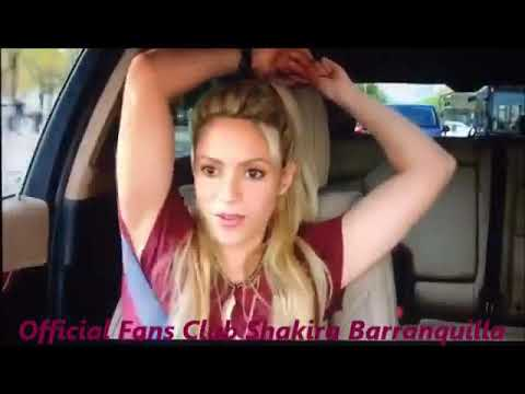 Shakira - Whenever, Wherever (Carpool Karaoke)