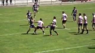رياضة  بالفيديو.. لاعب يرد على طرده بلكمة قوية للحكم