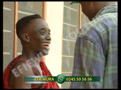 EFIEWURA TV SERIES   SANTO'S TIME  THE VERY VERY SECOND EPIS