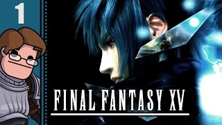 Let's Play Final Fantasy XV Part 1 - Chapter 1: Departure