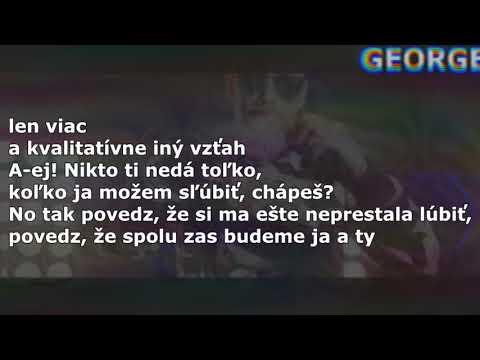 EGO ft. TOMI - AKO TO CÍTIŠ / prod. SMiTHMUSiX (TEXT)