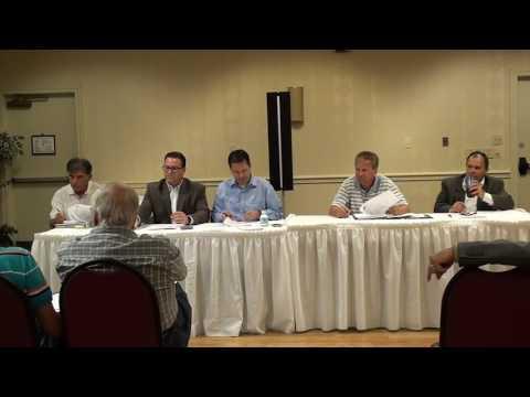 WAPA Emergency Meeting, July 20, 2016, Weirton, WV