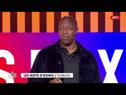 Youtube: Les Mots d'Oxmo Puccino:«À chaque fois» de Barbara – Clique – CANAL+