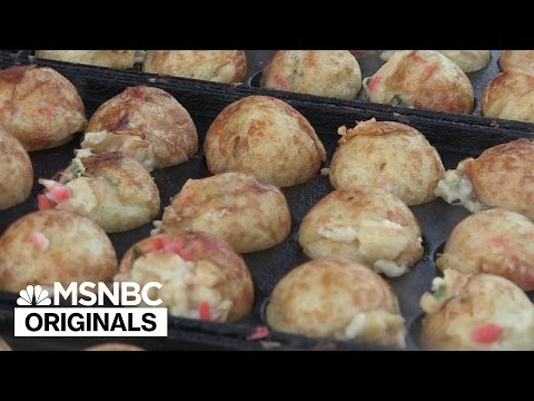 Food Brings People Together At Queens Night Market | MSNBC
