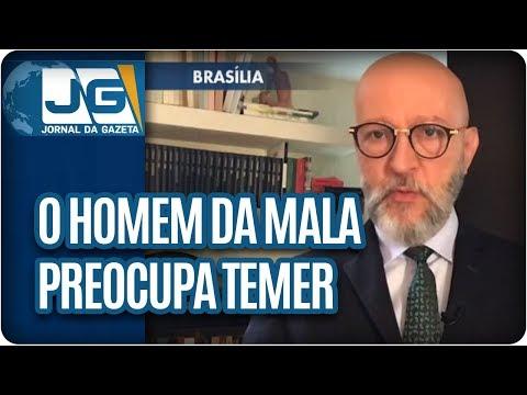 Josias de Souza/O homem da mala preocupa Temer